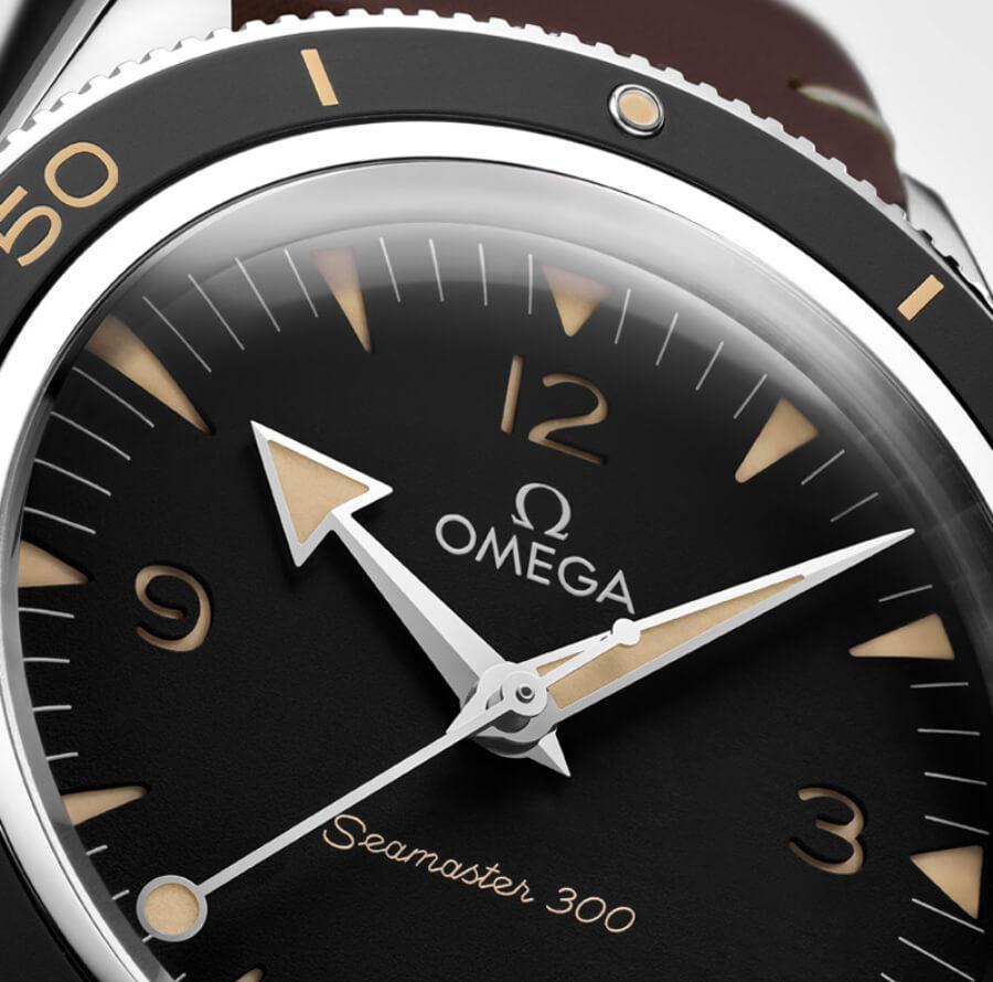 Omega Seamaster 300 Master Chronometer Steel