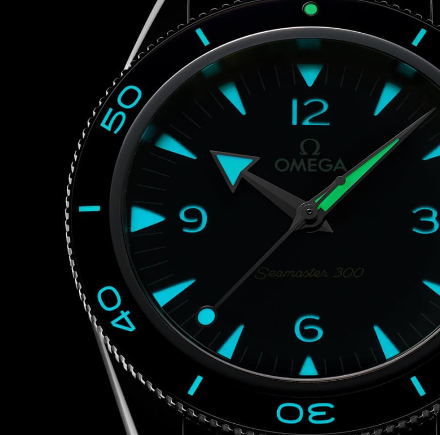 Omega Seamaster 300 Master Chronometer