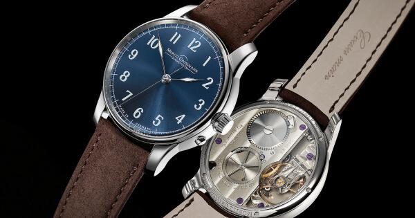 Moritz Grossmann Central Second Watch
