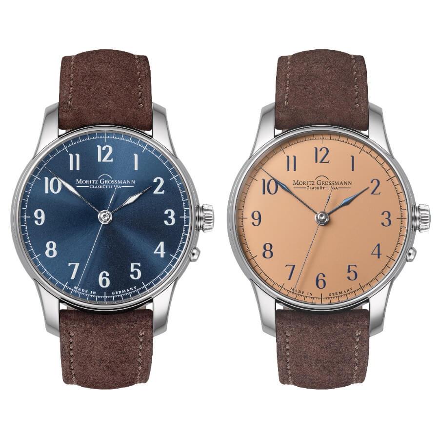 The New Moritz Grossmann Central Second Watch