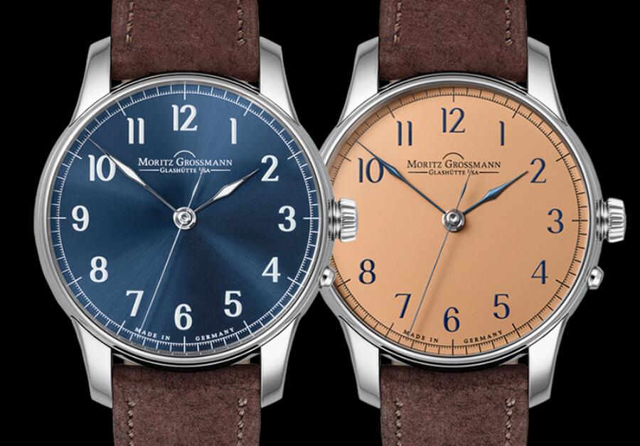 Review The Moritz Grossmann Central Second Watch