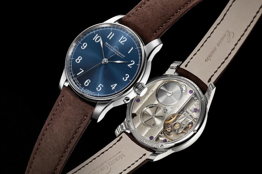 Moritz Grossmann Central Second Watch Review