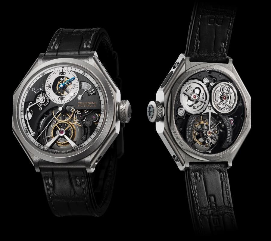 Ferdinand Berthoud Régulateur Squelette FB RS  Watch Review
