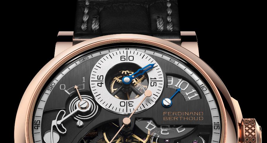 Ferdinand Berthoud Régulateur Squelette FB RS