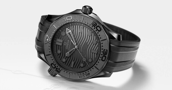 The New Omega Seamaster Diver 300M Black Black (Price, Pictures and Specifications)