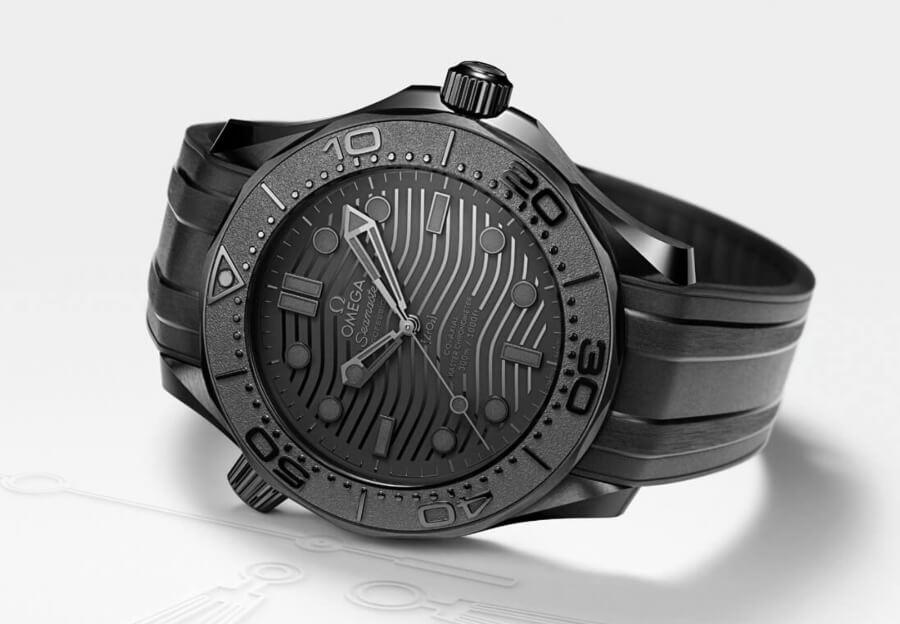 Omega Seamaster Diver 300M Black Black Ref. 210.92.44.20.01.003 Review