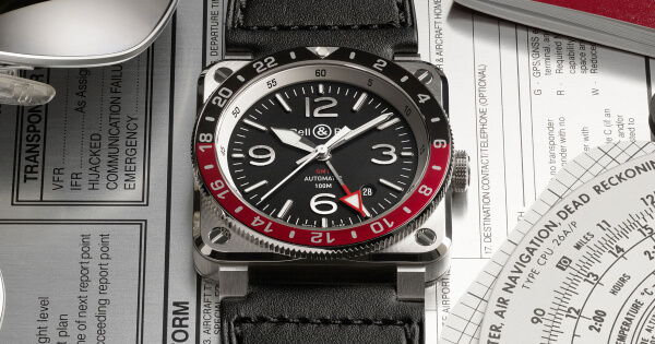 The New Bell & Ross BR 03-93 GMT (Price, Pictures and Specifications)