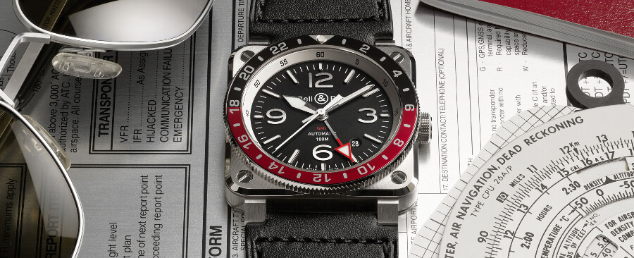 Top 10 Watches With GMT Function