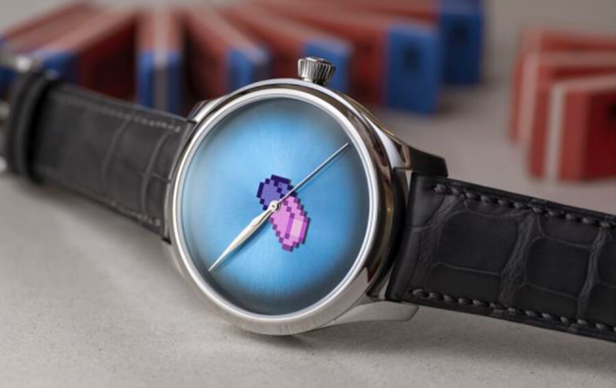 H. Moser & Cie. Endeavour Centre Seconds Concept X Seconde/Seconde/ Watch
