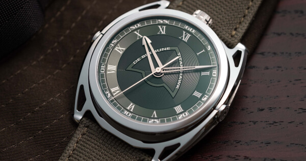 De Bethune DB27 Titan Hawk Green Dial (Price, Pictures and Specifications)