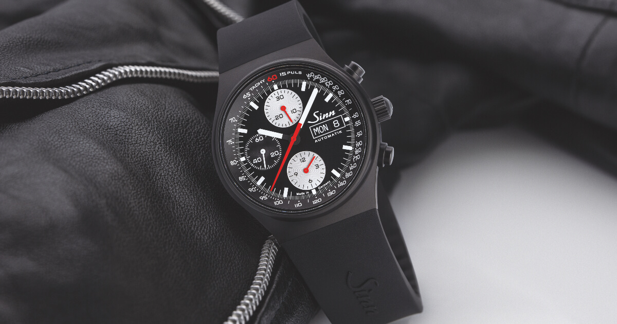 Sinn 144 St S Anniversary II (Price, Pictures and Specifications)