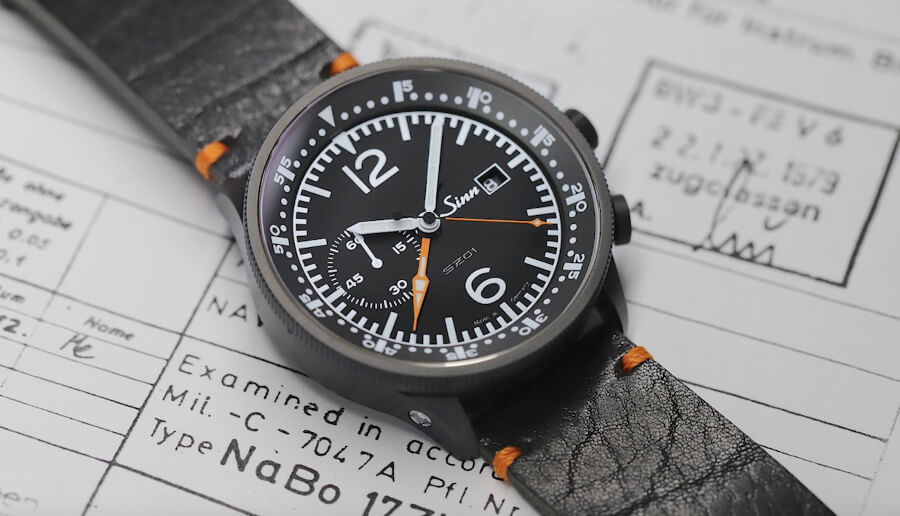 Sinn 717 Watch Review