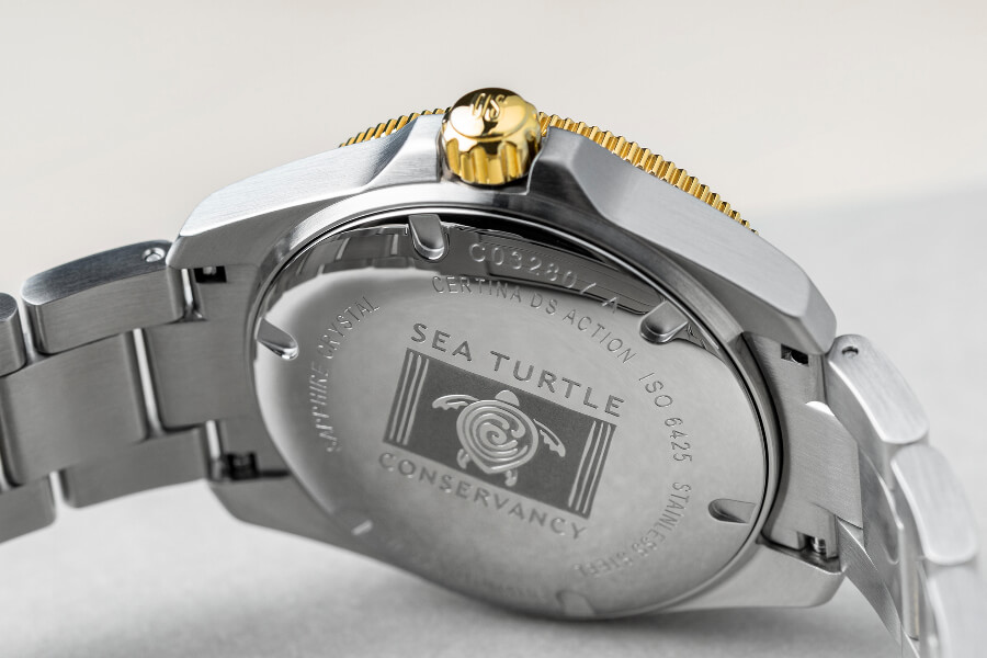Certina DS Action Diver Sea Turtle Conservancy Watch Review