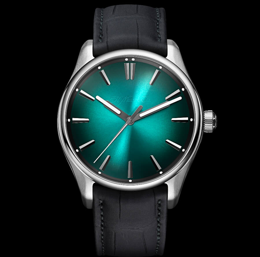 H. Moser & Cie. Pioneer Centre Seconds Mega Cool Watch