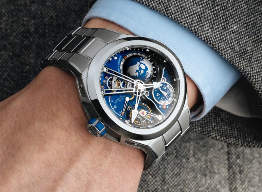 Greubel Forsey GMT Sport In Titanium