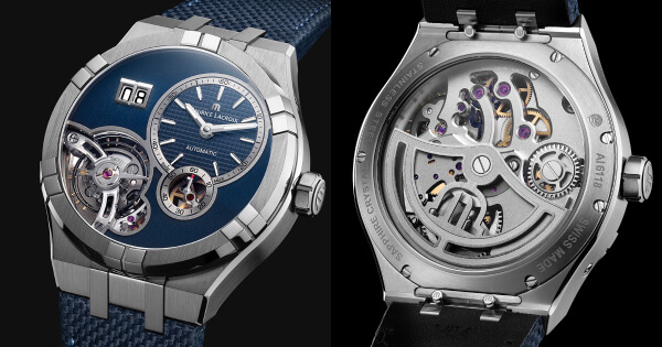Maurice Lacroix Aikon Master Grand Date Watch (Price, Pictures and Specifications)