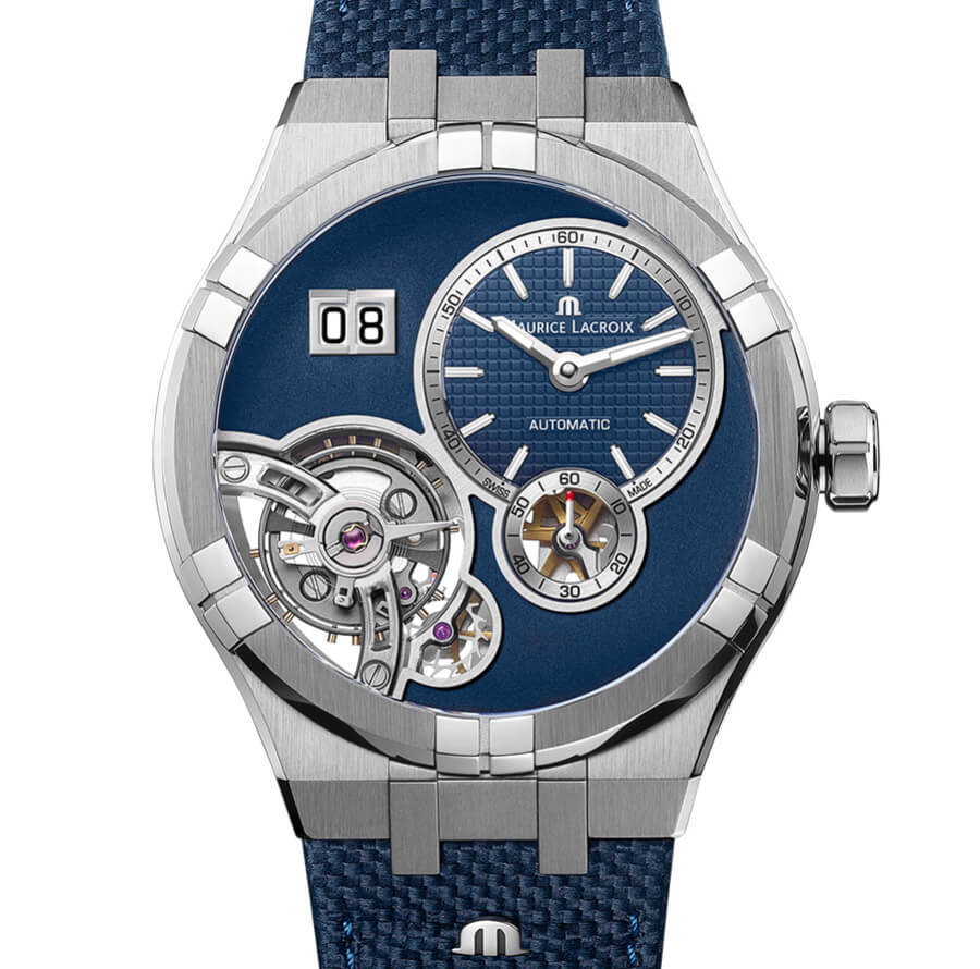The New Maurice Lacroix Aikon Master Grand Date