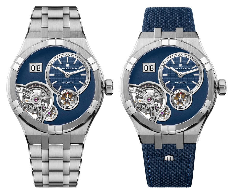Maurice Lacroix Aikon Master Grand Date review