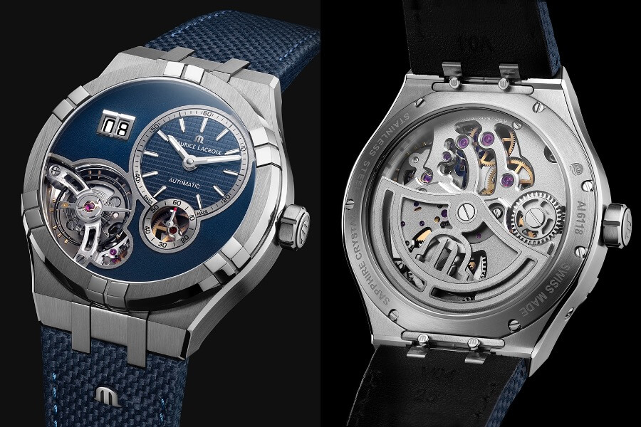 Maurice Lacroix Aikon Master Grand Date Watch Review
