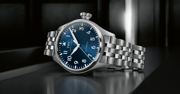 IWC Big Pilot's Watch 43 mm (Price, Pictures and Specifications)