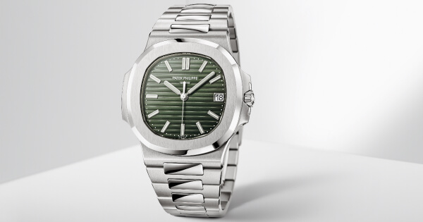 Patek Philippe Nautilus Ref. 5711/1A-014 Green Dial (Price, Pictures and Specifications)