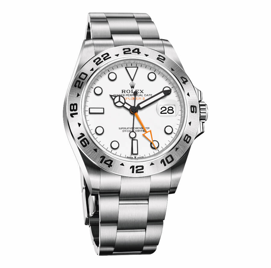 The New Rolex Oyster Perpetual Explorer II Ref. 226570