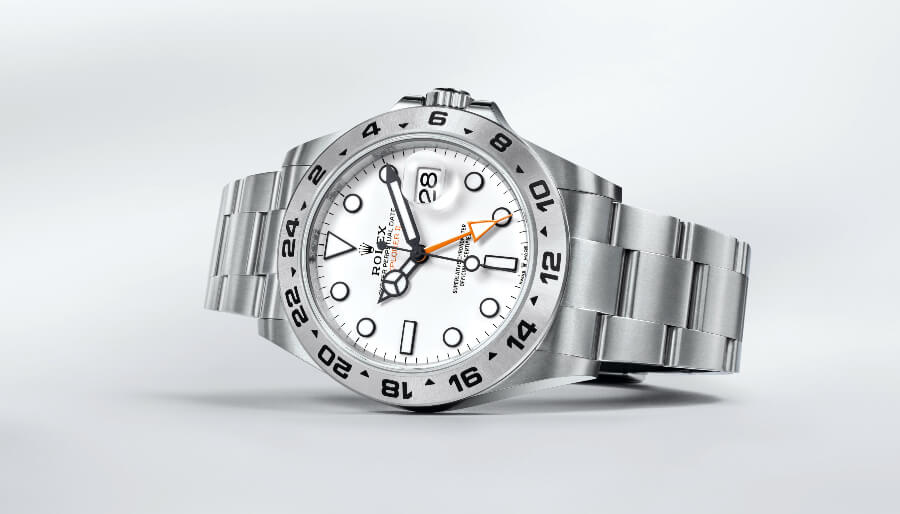 Rolex Oyster Perpetual Explorer II Ref. 226570 Watch Review