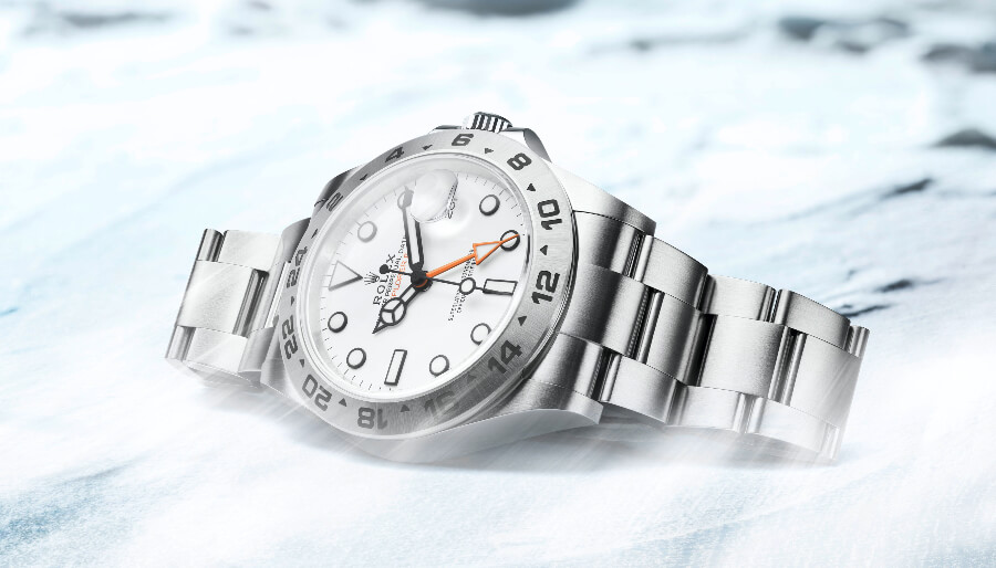 Rolex Oyster Perpetual Explorer II Ref. 226570 Review