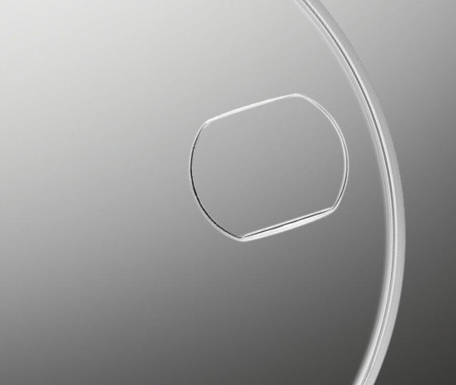 Rolex Oyster Perpetual Explorer II Glass