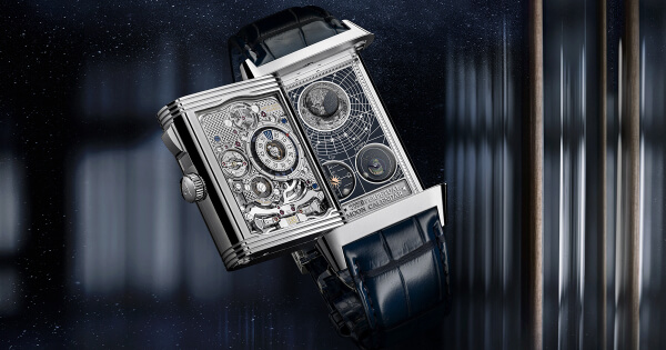 Jaeger-LeCoultre Reverso Hybris Mechanica Calibre 185 Watch