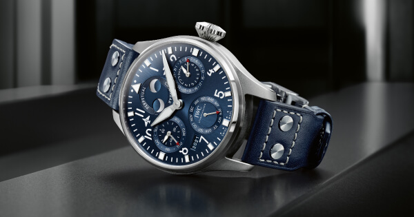 IWC Big Pilot's Watch Perpetual Calendar Ref. IW503605 (Price, Pictures and Specifications)