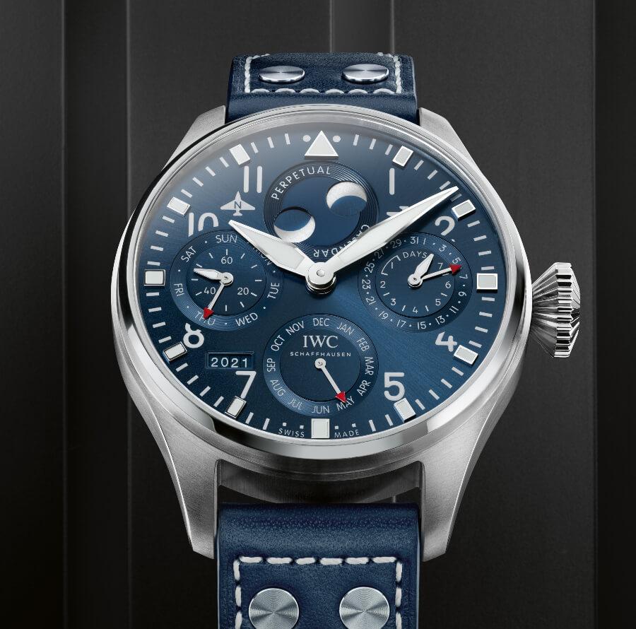 IWC Big Pilot's Watch Perpetual Calendar Ref. IW503605