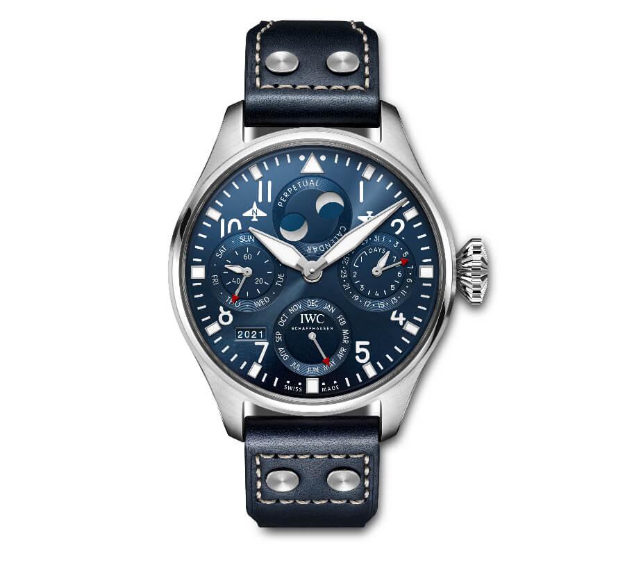 The New IWC Big Pilot's Watch Perpetual Calendar Ref. IW503605