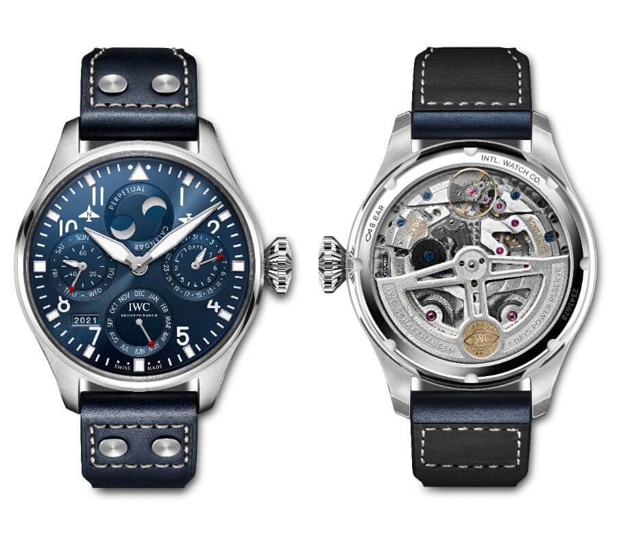 IWC Big Pilot's Watch Perpetual Calendar Ref. IW503605 Review