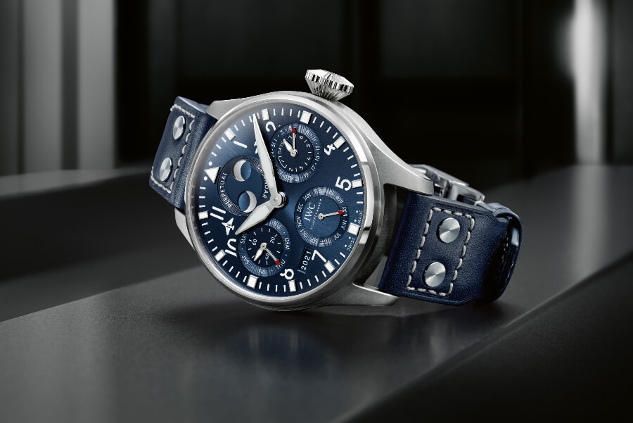 IWC Big Pilot's Watch Perpetual Calendar Ref. IW503605 Watch Review