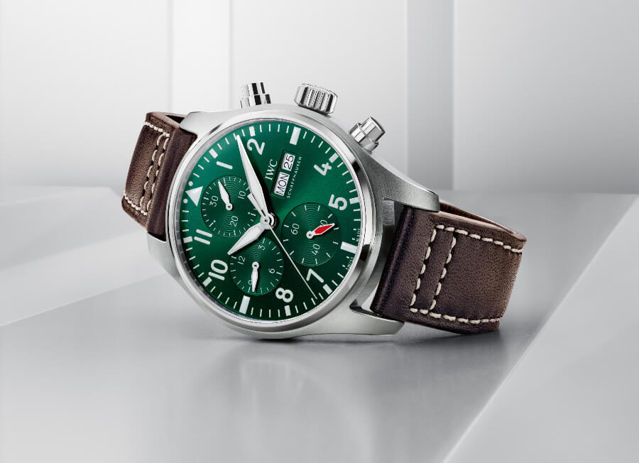 IWC Pilot's Watch Chronograph 41 Ref. IW3881 Review
