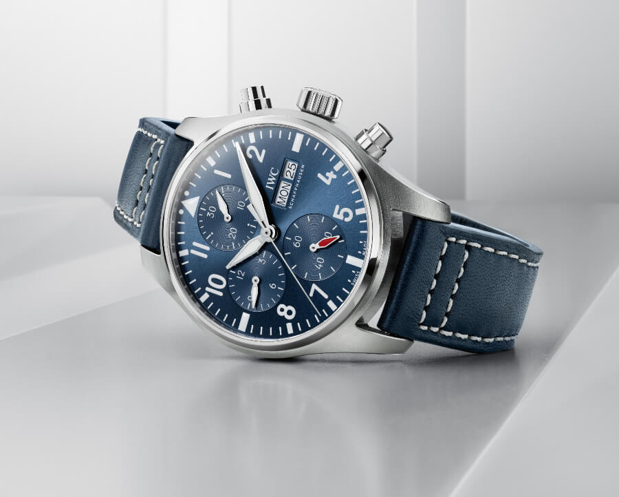IWC Pilot's Watch Chronograph 41 Ref. IW3881 Watch Review