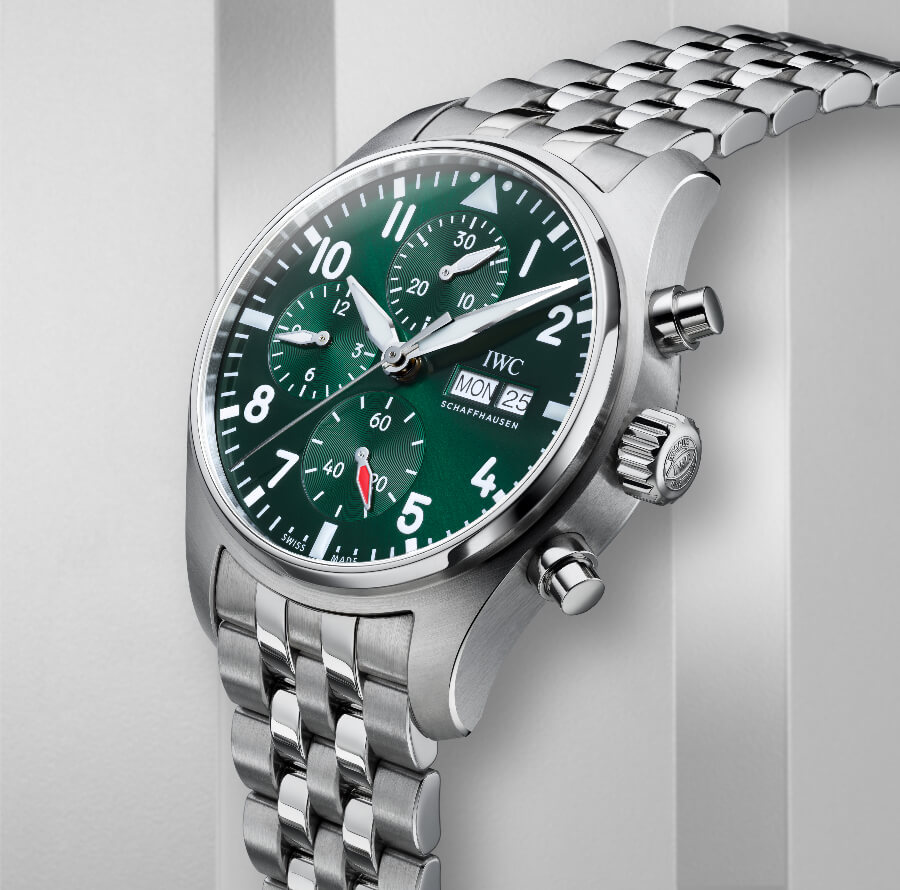 Review IWC Pilot's Watch Chronograph 41 Ref. IW3881