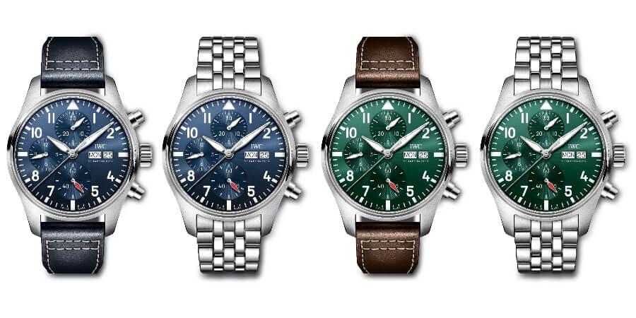 IWC Pilot's Watch Chronograph 41 Ref. IW3881