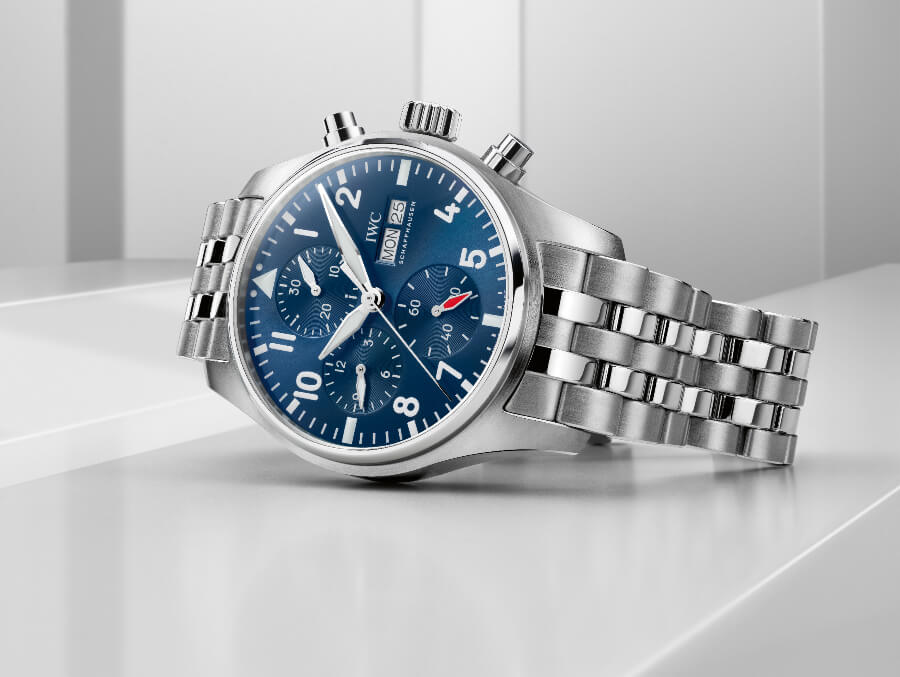 IWC Pilot's Watch Chronograph 41 mm Review