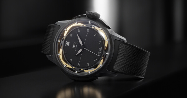 IWC Unveils Big Pilot's Watch Shock Absorber XPL