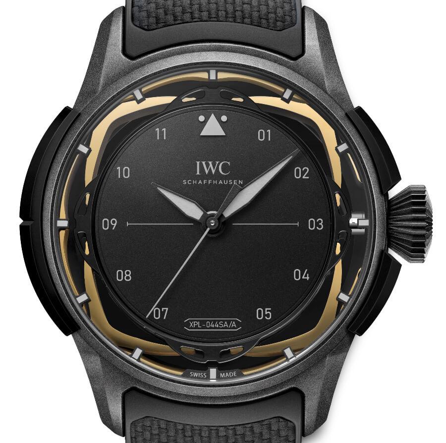 IWC Big Pilot's Watch Shock Absorber XPL Review