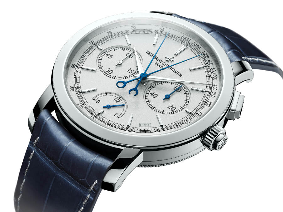 Split-Seconds Chronograph Watch