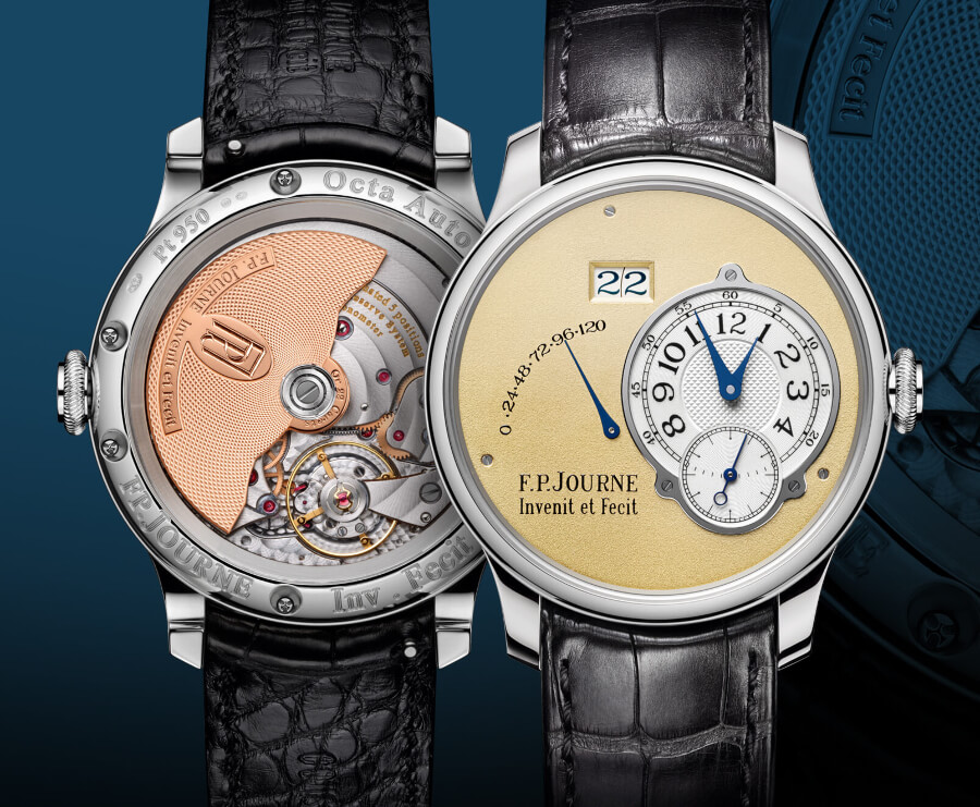 F.P. Journe Octa Automatique 20th Anniversary Limited Edition Review