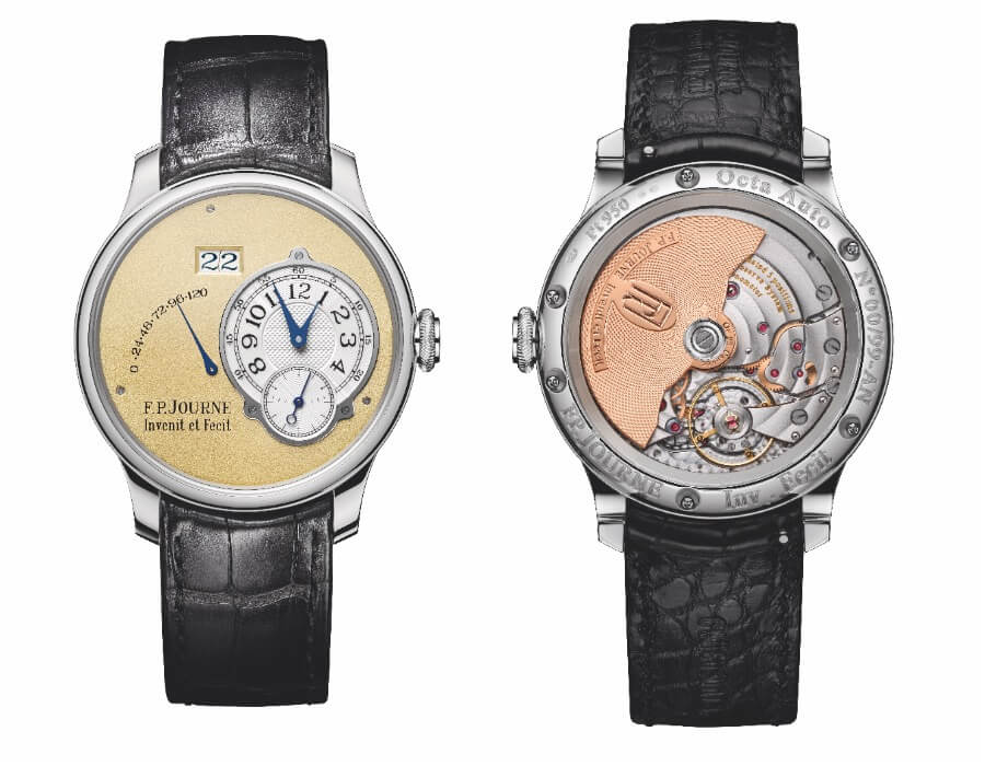 F.P.Journe Octa Automatique 20th Anniversary Limited Edition Watch Review