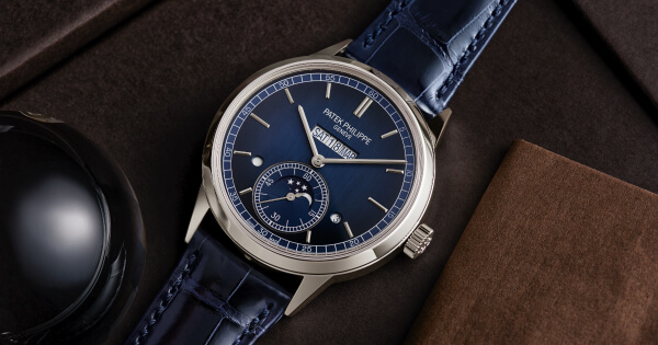Patek Philippe Ref. 5236P-001 In-line Perpetual Calendar Watch