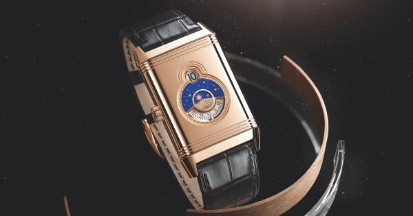 Jaeger-LeCoultre Reverso Tribute Nonantième Watch