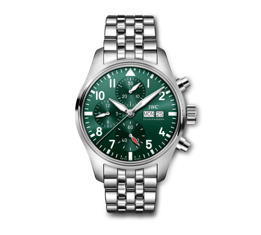 IWC Pilot's Watch Chronograph 41 Ref. IW3881