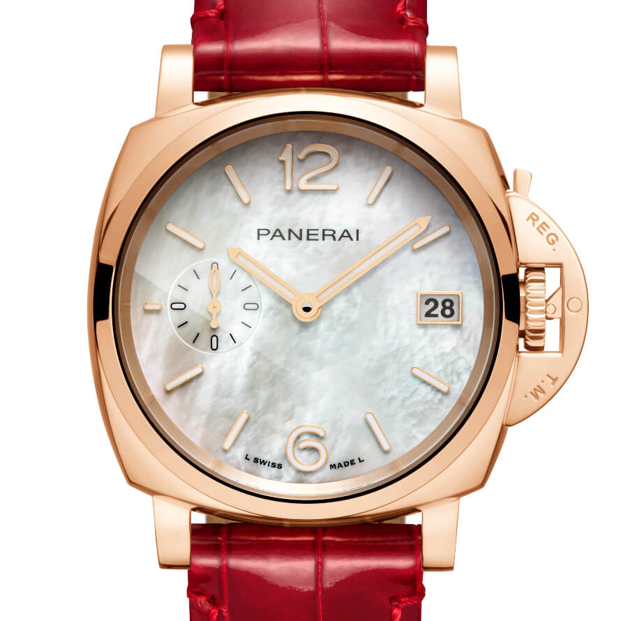 Panerai Piccolo Due Madreperla Ref. PAM01280