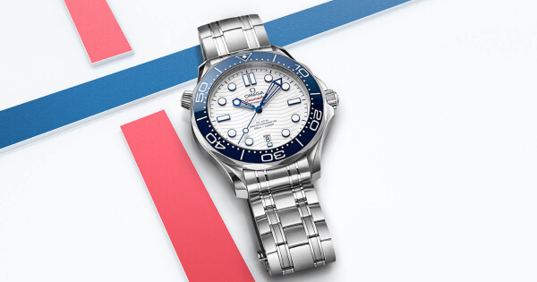 Omega Seamaster Diver 300m Tokyo 2020 Watch (Price, Pictures and Specs)